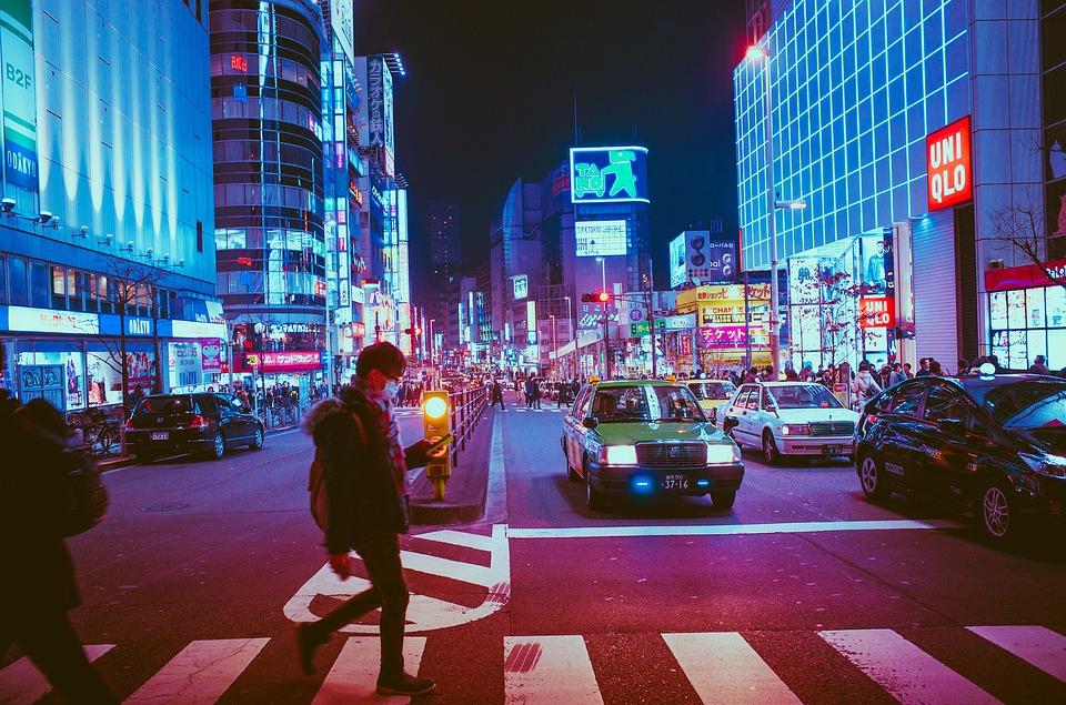 séjour Japon